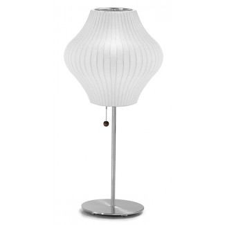 Modernica Bubble Lotus Pear Table Lamp