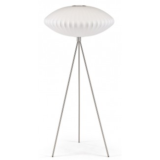 Modernica Bubble Lamp Equinox Tripod Floor Lamp