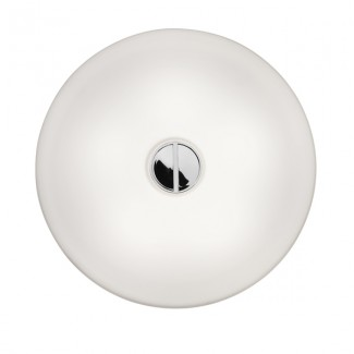 Flos Mini Button Wall/Ceiling Light