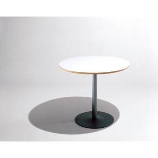 Knoll Piiroinen - Arena Bar-Height Round Cafe Table