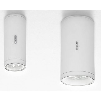 Artemide Calumet 8 Double Wall Lamp