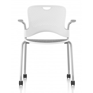 Herman Miller Caper® Chair - Stacking - with FLEXNET™