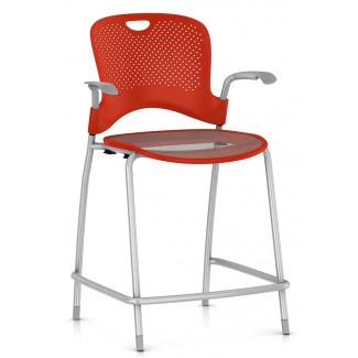 Herman Miller Caper Stacking Stool