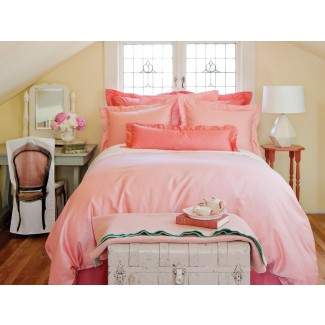 St. Geneve Capri Single Satin Stitch Duvet Cover