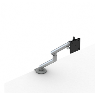 CLEARANCE - Herman Miller Flo™  Monitor Support - Surface Clamp