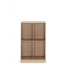 Carl Hansen & Son Mogens Koch MK95800 2/3 Bookcase