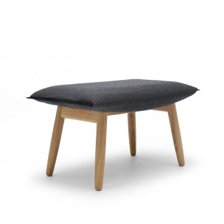Carl Hansen & Son E016 Embrace Footstool