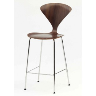 Cherner Stools - Chrome Metal Base