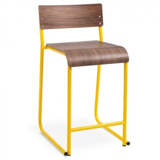 CLEARANCE - Gus* Modern Church Stool