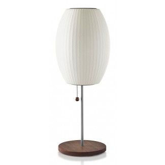Nelson™ Cigar Lotus Table Lamp