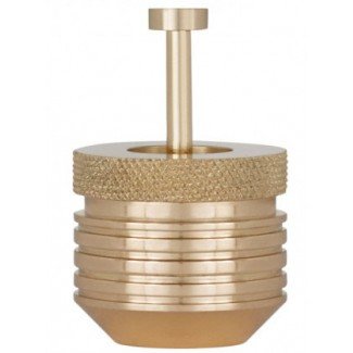 Tom Dixon Cog Container Small Brass