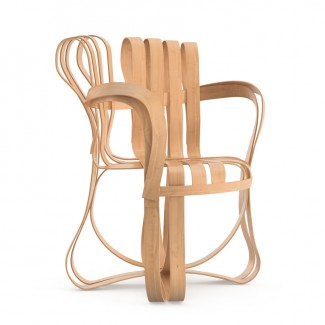Knoll Frank Gehry - Cross Check Arm Chair