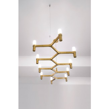 Nemo Italianaluce Crown Plana Linea Pendant Lamp