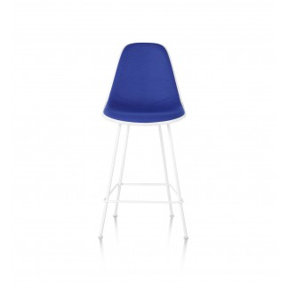 Herman Miller Eames® Molded Fiberglass Stool Upholstered Shell