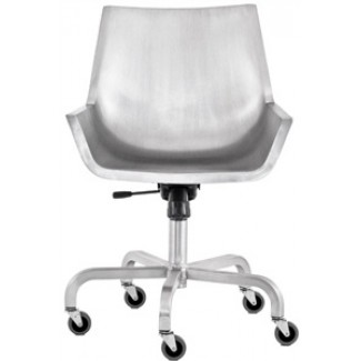 Emeco Sezz Swivel Chair With Castors