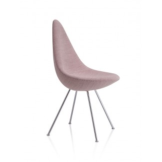 Fritz Hansen Drop Chair (Fully Upholstered)