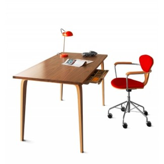 Cherner Studio Desk with Pencil Drawer