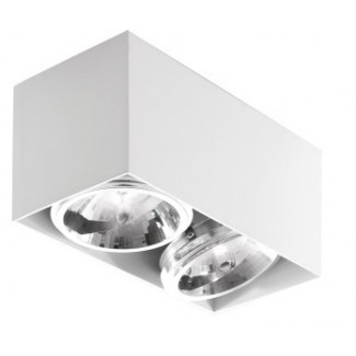 Nemo Italianaluce Duo Ceiling Lamp