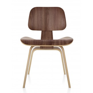 Herman Miller Eames® Molded Plywood Dining Chair - Wood Legs