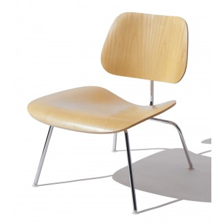 Herman Miller Eames® Molded Plywood Lounge Chair - Metal Legs