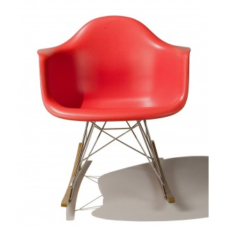 Herman Miller Eames® Molded Plastic Armchair Rocker Base