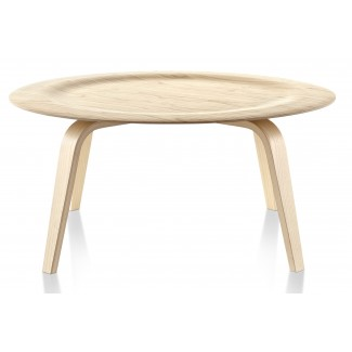 Herman Miller Eames® Molded Plywood Table - Coffee Table