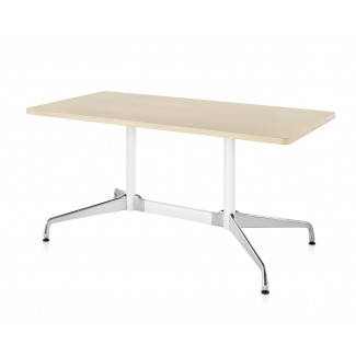 Herman Miller Eames® Table - Rectangular Top and Segmented Base