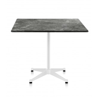Herman Miller Eames® Table - Square Top and Contract Base Outdoor