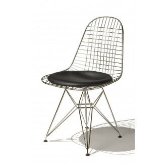 Herman Miller Eames® Wire Chair - with Cushion