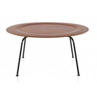 Herman Miller Eames® Molded Plywood Coffee Table Metal Base