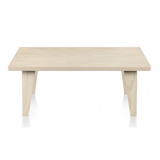 Herman Miller Eames® Molded Plywood Coffee Table 1 Wood Base