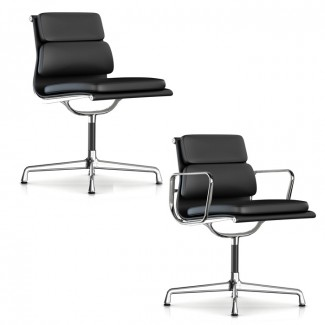 Herman Miller Eames® Soft Pad Chair - Side Chair