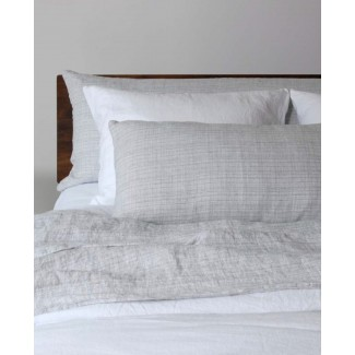 Area Bedding Ellen Grey Pillow Cases