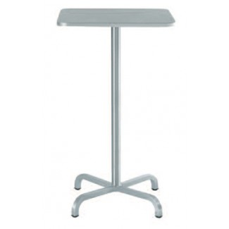 Emeco 20-06 Square Bar-Height Table
