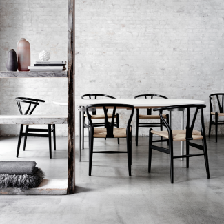 Carl Hansen & Son CH24 Wishbone Chair with CHS Colours (6 for 5 PROMOTIONAL OFFER)