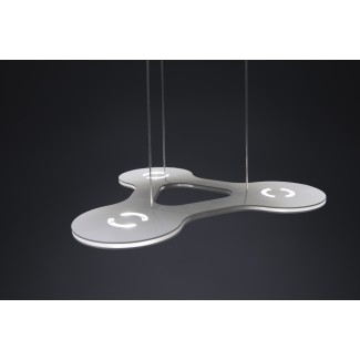 Lumen Center Flat Ring 3 Suspension Lamp
