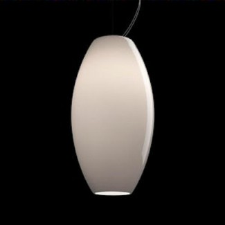 Foscarini New Buds 1 Suspension Lamp (Grey)