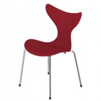 Fritz Hansen Upholstered Lily Chair