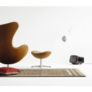 Fritz Hansen Egg Foot Stool