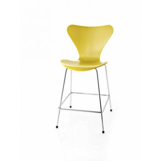 Fritz Hansen Series 7 Bar/Counter Stool (Laminated)