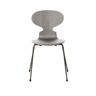 Fritz Hansen The Ant 4 Leg Chair Special Edition with Bronze Legs