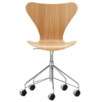 Fritz Hansen Series 7 Swivel Chair (Laminated)