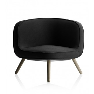 Fritz Hansen VIA57 Lounge Chair