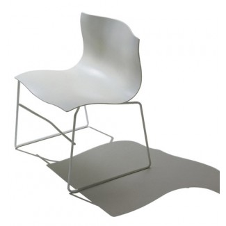 Knoll Vignelli Associates - Handkerchief Armless Chair