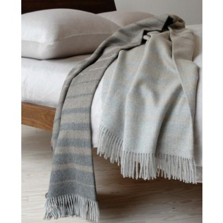 Area Bedding Harvey Neutral Throw