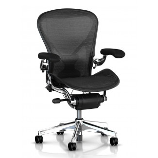 Herman Miller Classic Aeron® Chair - Executive Fully Loaded