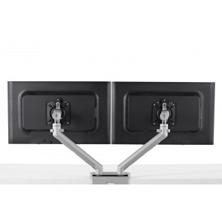 Herman Miller Flo® Dual Monitor Support