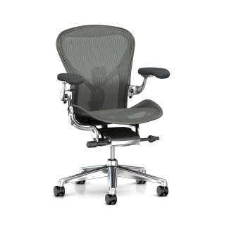 Herman Miller Aeron® Chair 2016 - Fully Loaded