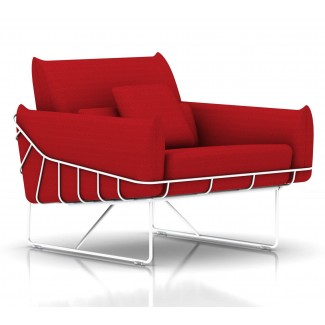 Herman Miller Wireframe Lounge Chair