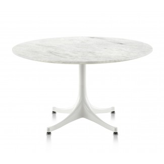 Herman Miller Nelson™ Pedestal End Table - Outdoor
